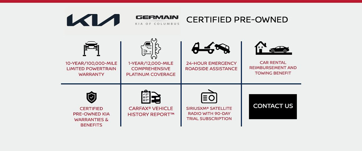 Why Buy a CPO Kia near Galloway, OH?