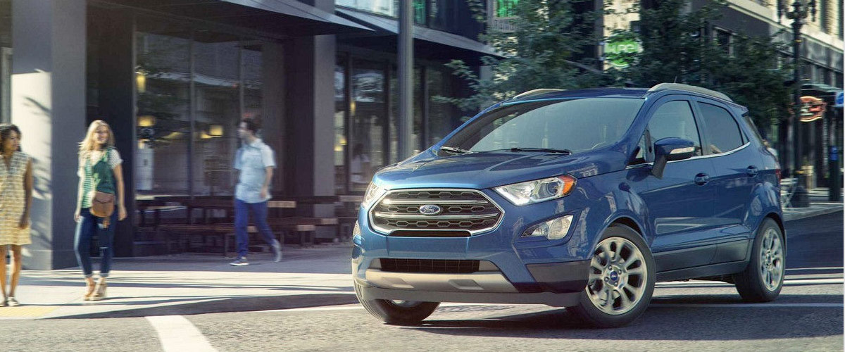 Lease The 2018 Ford Ecosport In Columbus Oh Germain Ford