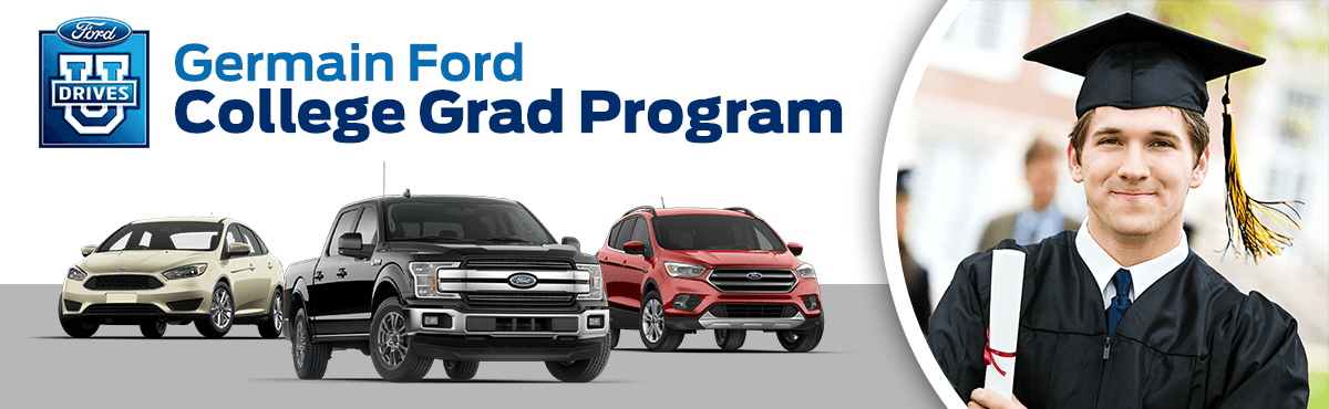 Ford College Discount Program