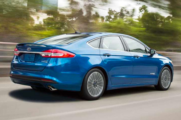 2018 Ford Fusion Engine Specs & Performance