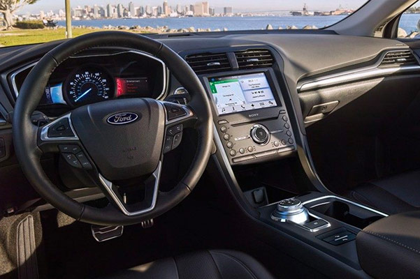 2018 Ford Fusion Interior Features