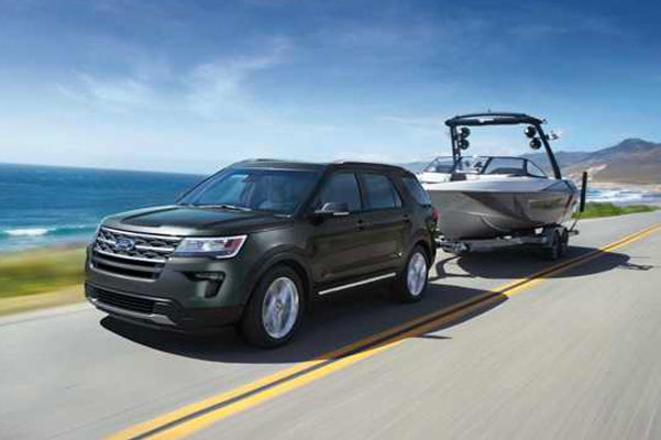 2018 Ford Explorer Engine Specs