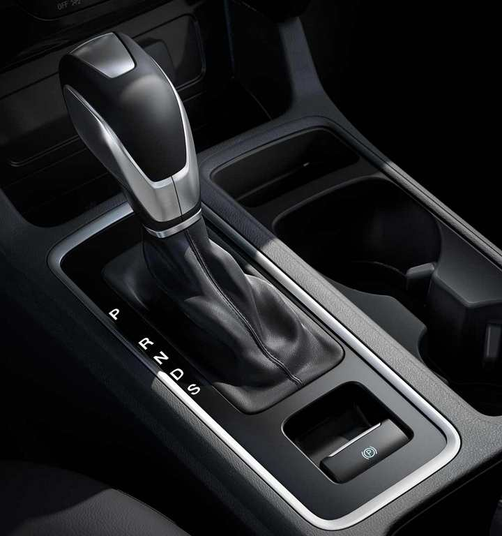 SelectShift six-speed automatic transmission