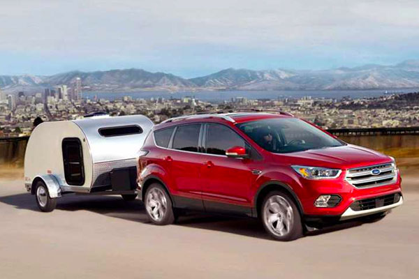 2018 Ford Escape - Performance