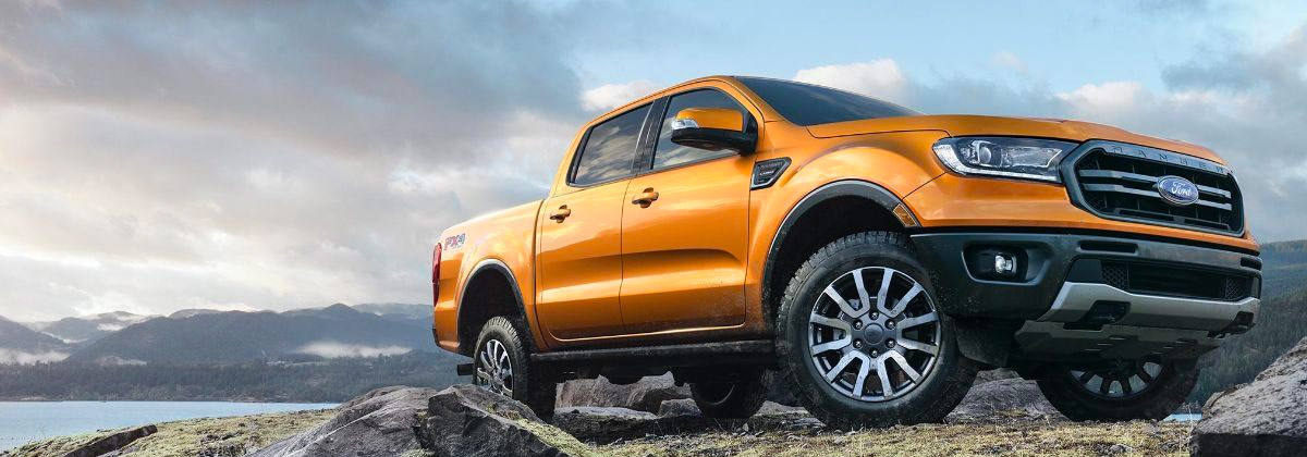 2019 Ford Ranger header