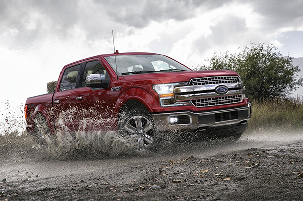 2020 Ford F-150 Specs, Safety & Performance