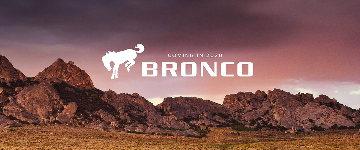 2020 Ford Bronco header