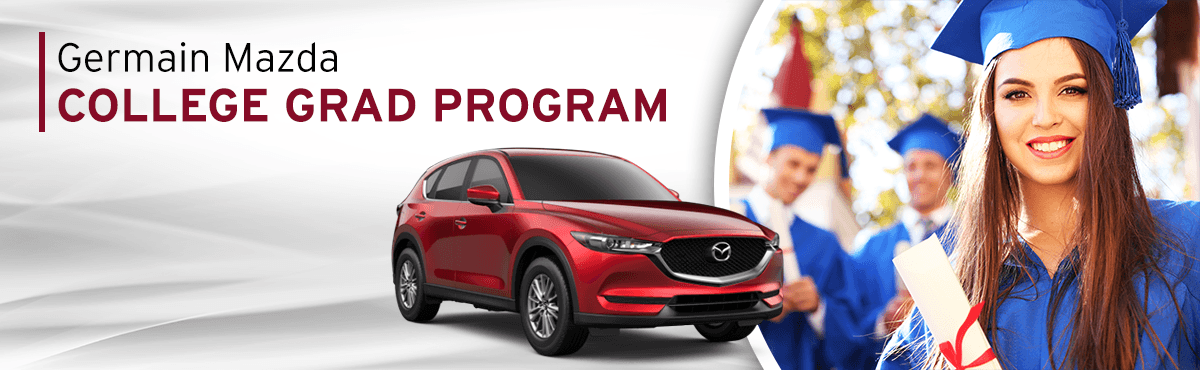 Germain Mazda College Grad Program