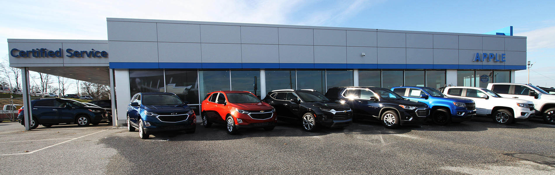 Why Buy At Apple Chevrolet Of Red Lion Chevy Dealer Near Me