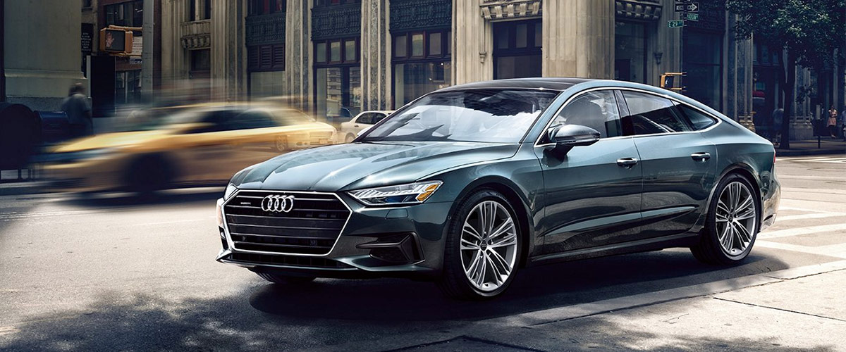 2019 Audi A7 Audi A7 Specs Audi Dealer Near Winter Park Fl