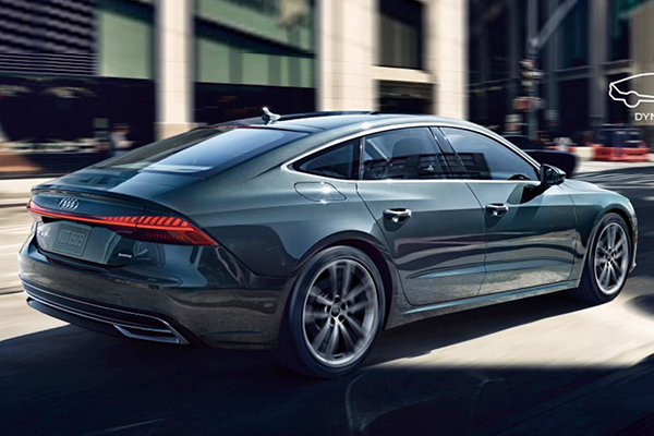 New Audi A7 Hatchback