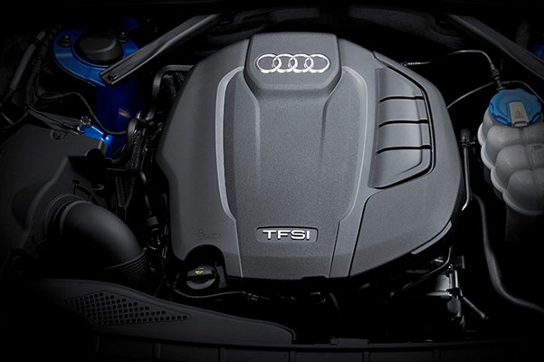 2019 Audi A4 Engine Options & Safety Features