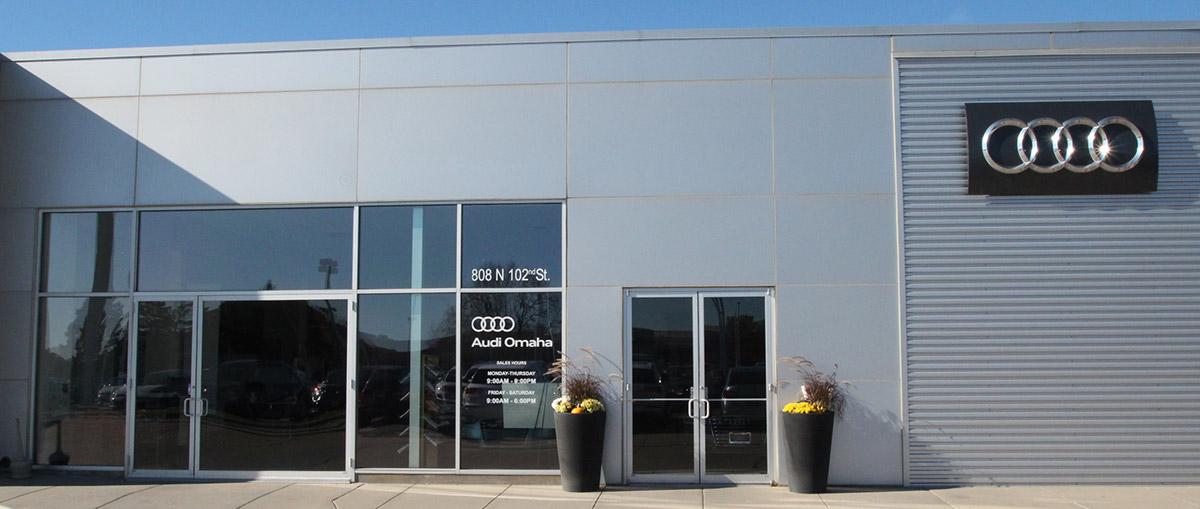 Audi Omaha