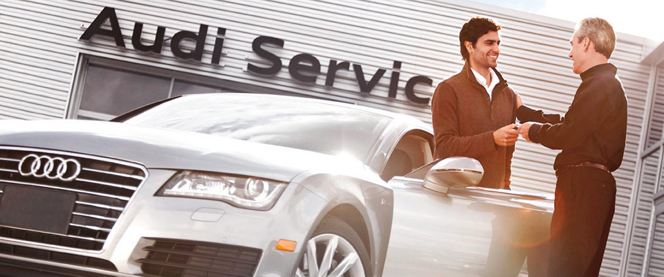 Why Service At Audi Omaha