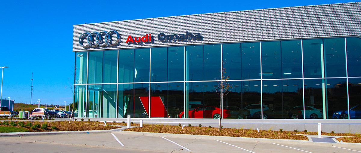 Audi Omaha dealership