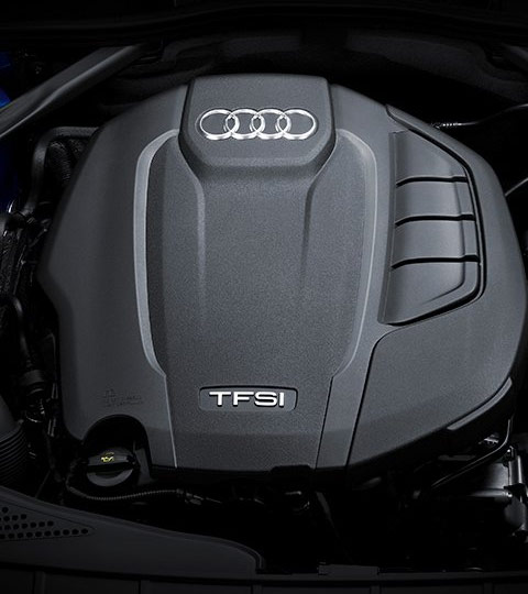 Test-Drive A 2018 Audi A4