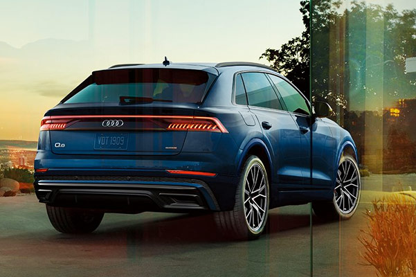 2019 Audi Q8 Specs, Safety & Performance