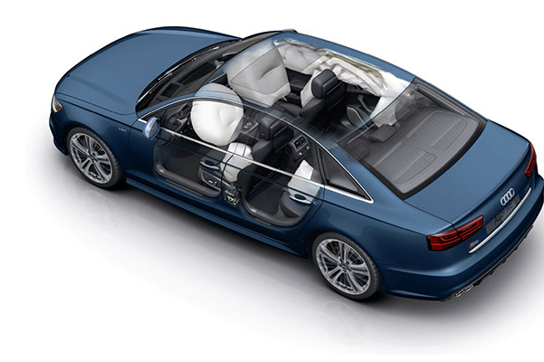Safety Features in the 2018 Audi A6
