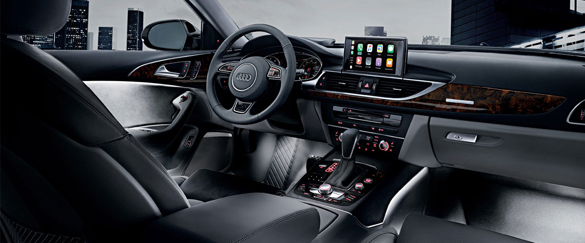2018 Audi A6 Interior Features