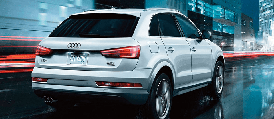 2018 Audi Q3 Performance Rear Exterior
