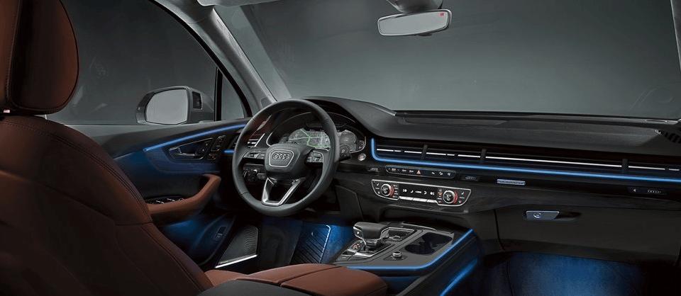 Buy A Audi Q Near Exton PA Pennsylvania Audi Dealership - Audi 2018 q7