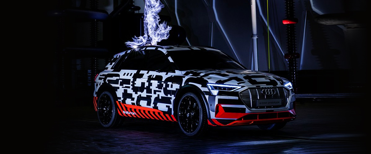 The New All-Electric Audi e-tron header
