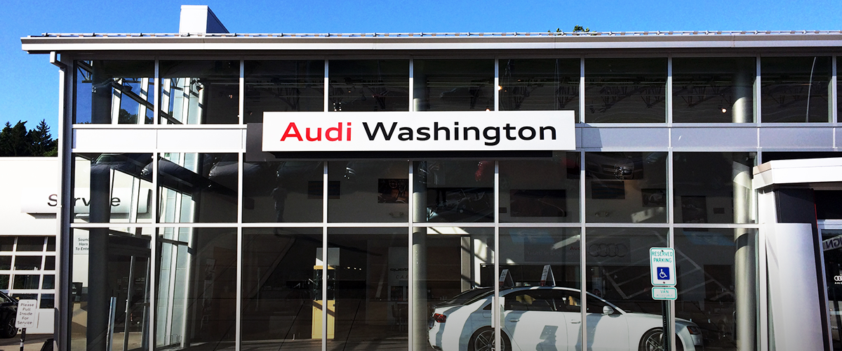 Audi Washington - 453 Racetrack Road Washington,PA15301