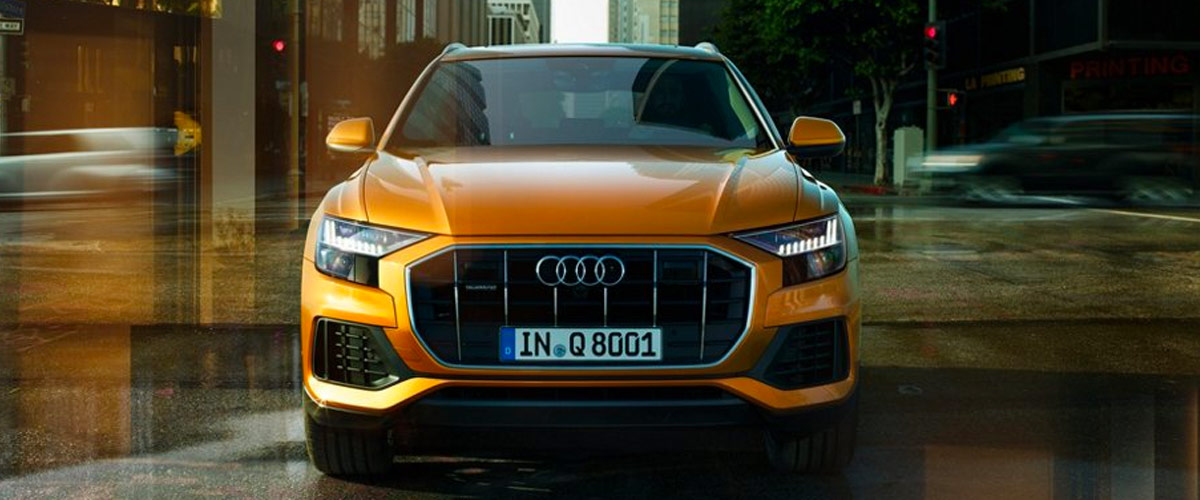New 2019 Audi Q8 Suv Audi Dealership Near Philadelphia Pa
