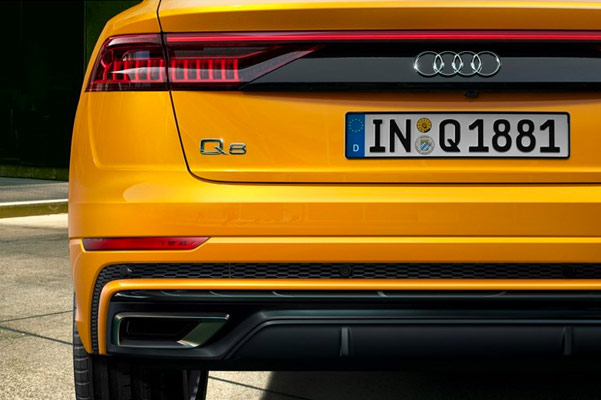 2019 Audi Q8 Specs, Performance & Safety