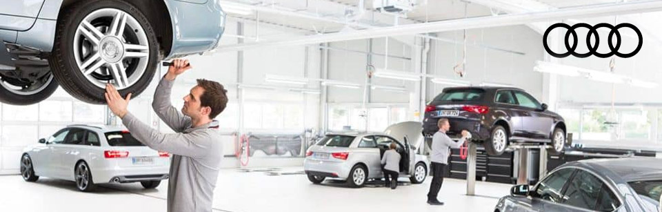 Service Your Audi