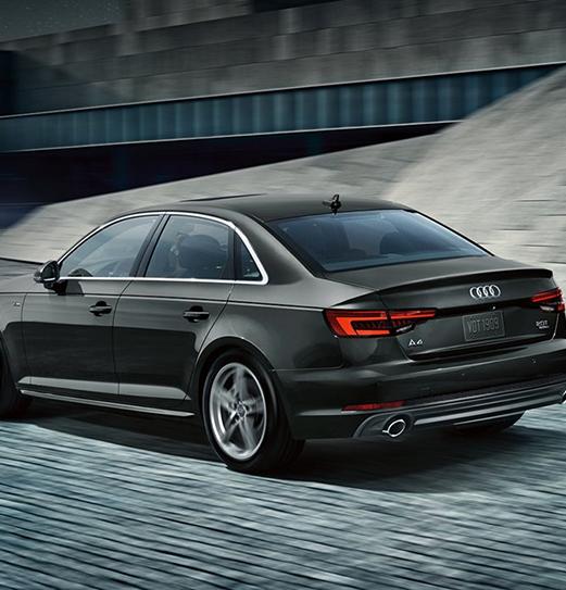 Compare The Audi A Audi Dealership Near Philadelphia PA - Audi a4 comparable cars