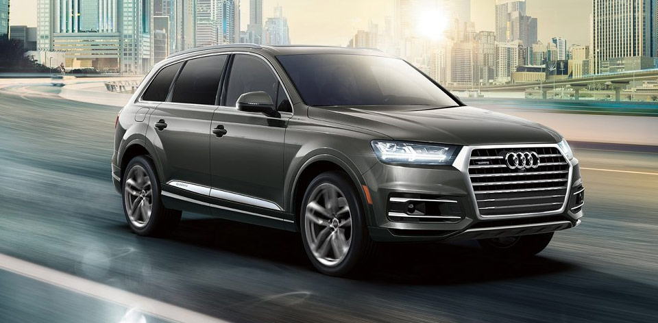 2018 audi q7 for sale in wynnewood, pa | buy or lease a new audi