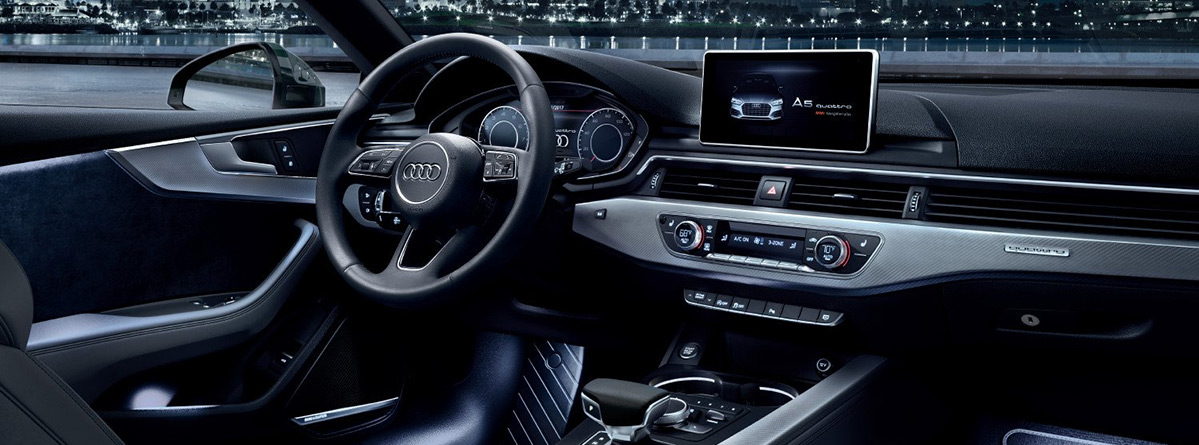 2018 Audi A5 Interior & Technology