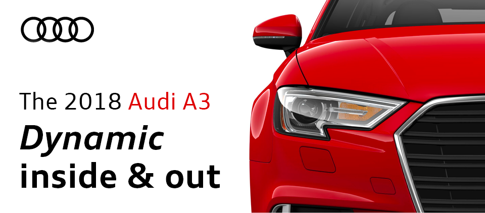 Buy Or Lease The 2018 Audi A3 Audi Dealership In