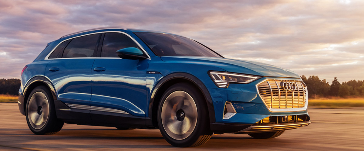 See How Far You Can Go With The Audi E-Tron Header