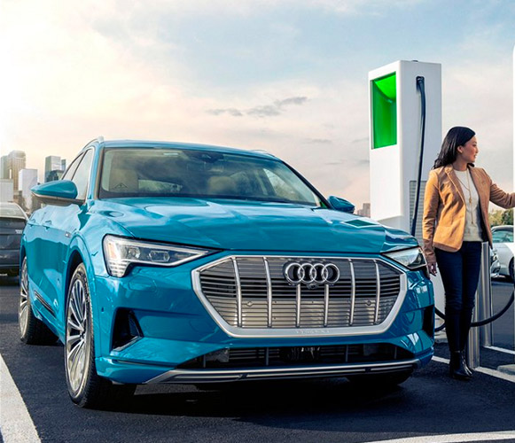 Where Can I Charge My 2019 Audi e-tron®?