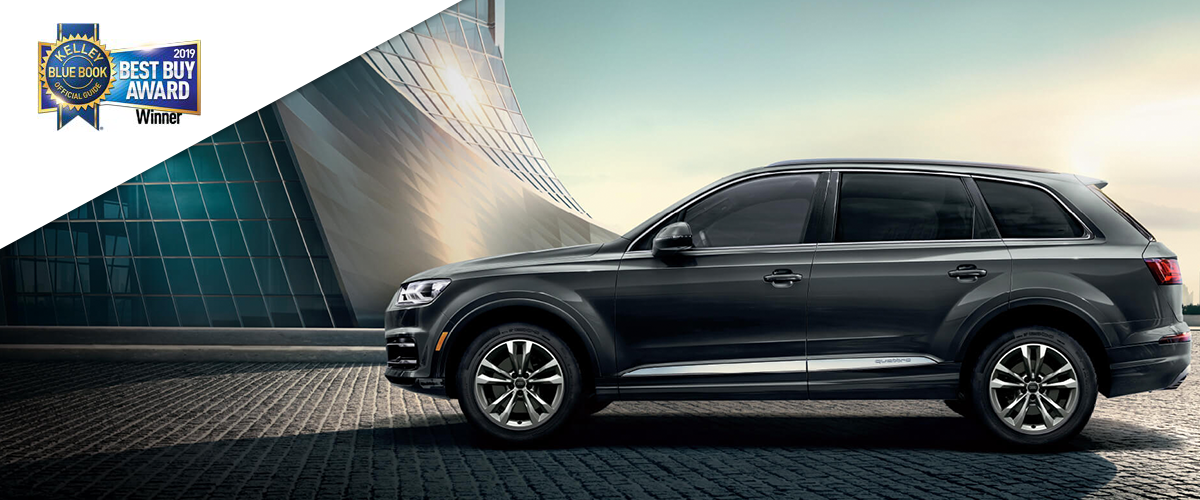 Lease A New 2019 Audi Q7 Near Fredericksburg Va Audi Richmond