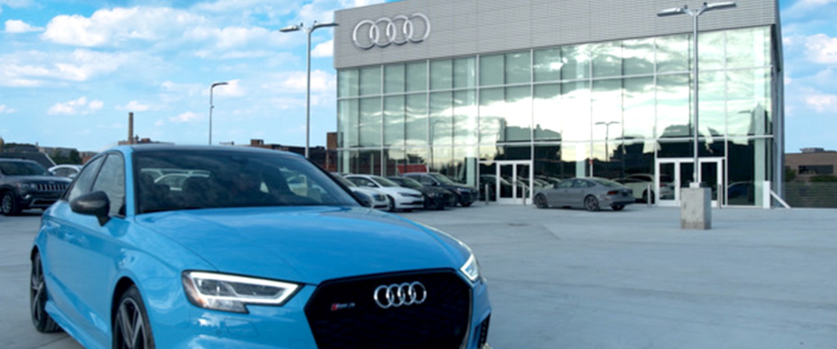 Audi Pittsburgh - 2050 Liberty Avenue Pittsburgh,PA15222
