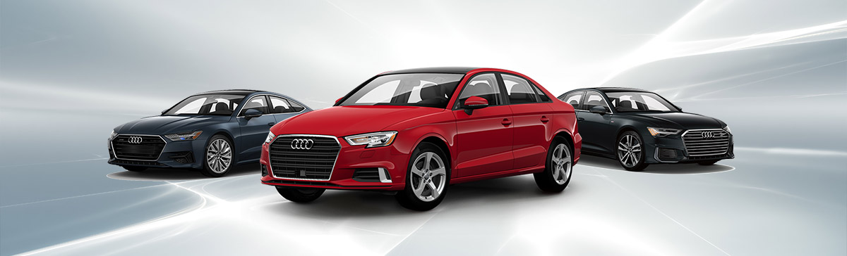 New 2019 Audi Model Lineup in Washington, PA
