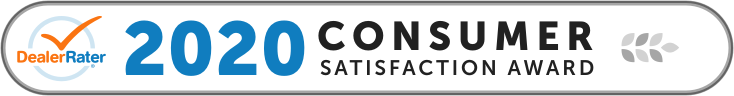 DealerRater 2019 Consumer Satisfaction Award Winner logo