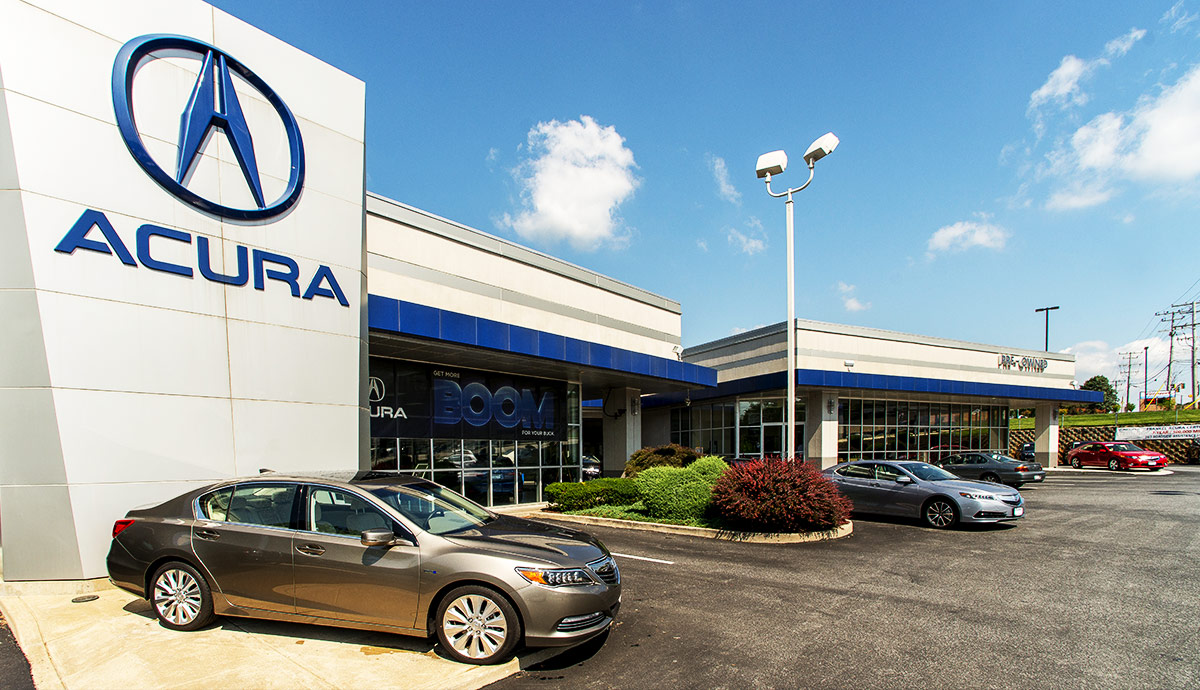 Acura Hunt Valley - 10400 YORK ROAD COCKEYSVILLE, MD	21030