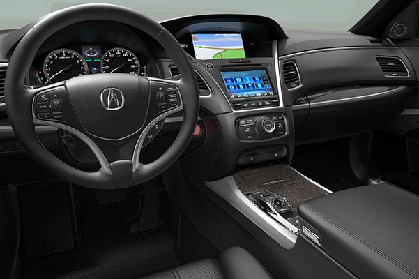 2018 Acura RLX Interior Features