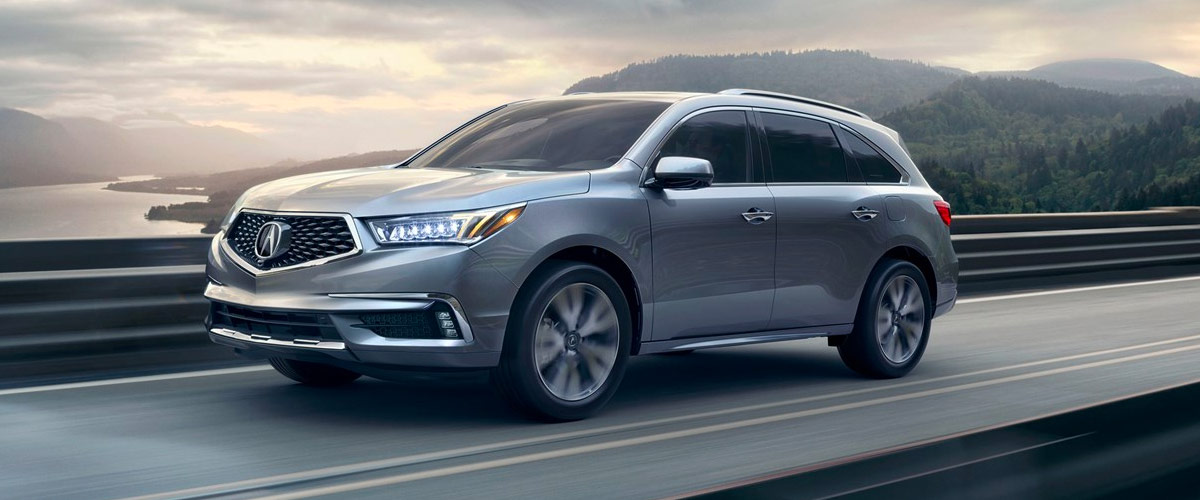 2019 Acura MDX Interior Features