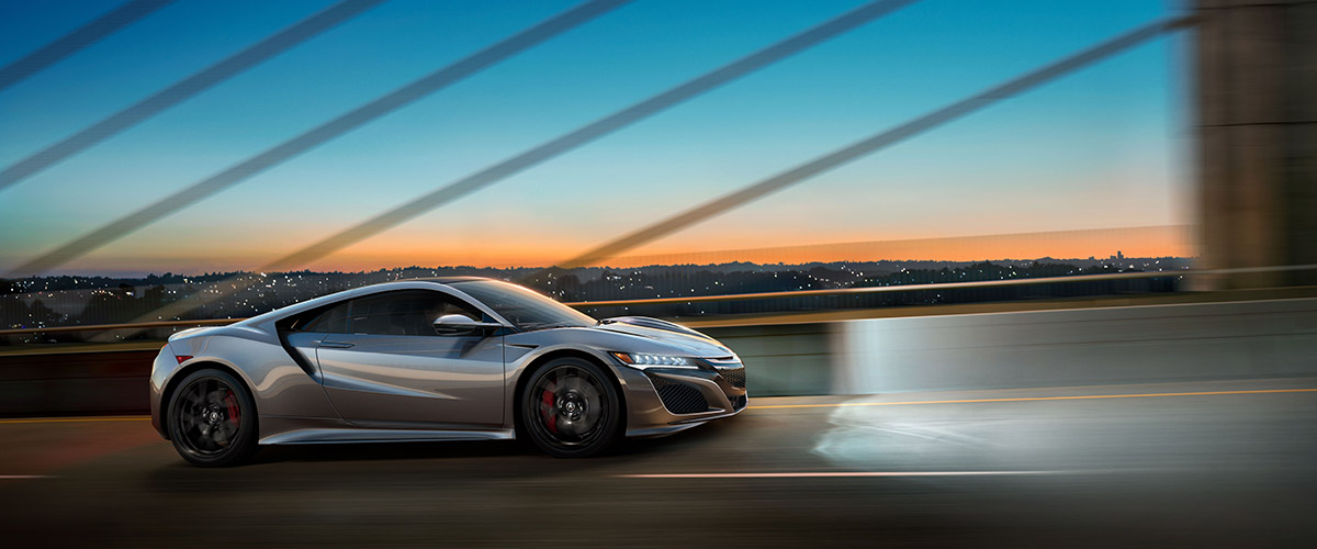 The New 2019 Acura NSX. Fuel Economy & Engine Specs