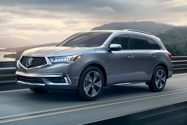 2020 Acura MDX Specs, Safety & Performance