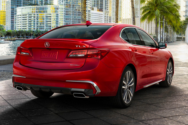 2020 Acura TLX Specs, Performance & Safety