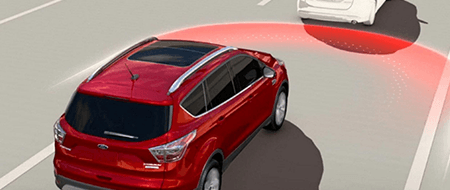 2018 Ford Escape Safety at All American Ford Old Bridge