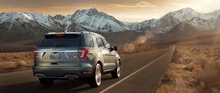 2018 Ford Explorer Engine Specs & Performance at All American Ford Old Bridge - Engine