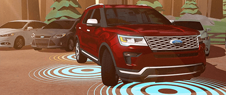 2018 Ford Explorer Safety at All American Ford Old Bridge