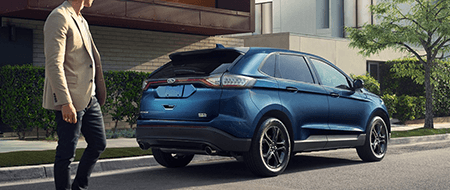 2018 Ford Edge Performance